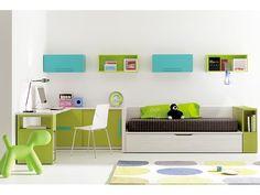 Ahorrando espacio Kids Bedroom Sets, Kids Rooms, Bedroom Ideas, Home Interior Design, Room Inspiration, Office Desk, Corner Desk, Furniture, Home Decor