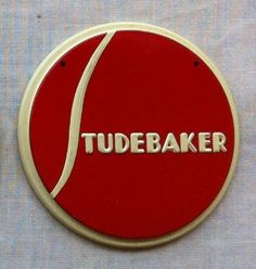 Studebaker Car Badge