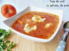 Veg Dinner Recipes, Soup Recipes, Cooking Recipes, Raw Vegan Recipes, Vegetarian Recipes, Healthy Recipes, Helathy Food, Romanian Food, Romanian Recipes