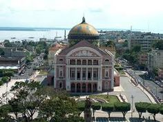 Teatro Amazonas en Manaus
