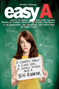 Easy A Best Chick Flicks