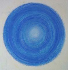 Blue Healing Mandala | da J1ART