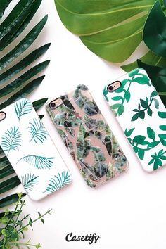 Click through to shop these #leaves iPhone 6 cases from our #DesignLoveFest collection >>> https://www.casetify.com/designlovefest#/ | @casetify