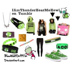"""Scene """"Gir"""" outfit! I am in love with this!!!! <3 <3"""