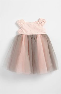 Biscotti Tulle Ballerina Dress (Infant) available at #Nordstrom