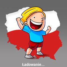 Polish Your Polish Multimedia, Polish, Clip Art, School, Fictional Characters, Therapy, Historia, Vitreous Enamel, Fantasy Characters