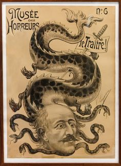 Dreyfus - Museum of Horrors