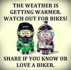 Look twice!! #ChopperExchange #watchoutforbikers