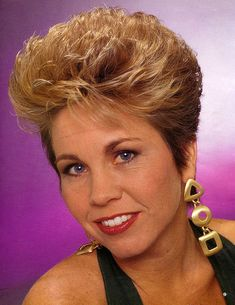 Short Hairstyles Of The 80s | Short Pixie Haircuts                              …