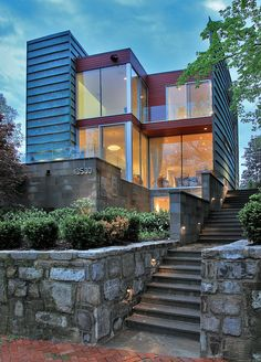 Washington DC Residence by Travis Price Architects