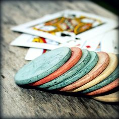 Homemade polymer clay poker chips aristocrat slot machine wiki