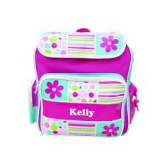 Personalised Back Pack Gelati Water Bottle Holders, School Sports, After School, Sleepover, Trolley, Little Ones, Shoulder Strap, Lunch Box, Backpacks
