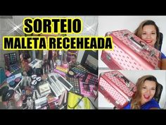 SORTEIO MALETA RECHEADA - PAULA FRANSSINETTE