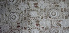 french+lace+tablecloths | lace rare antique french victorian lace chemisette item id ala014 Victorian Lace, Antique Lace, Rare Antique, Vintage Lace, Linens And Lace, Lace Doilies, French Lace, Bridal Lace, Vintage Sewing Patterns