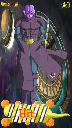 Hit- Team Universe 6. Dragon ball super