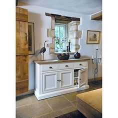 French Country Large Sideboard