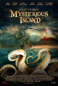 "Scotty looks at a movie that just so happens to be a modern retelling of a Jules Verne story, ""Mysterious Island""!"