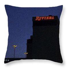 All Throw Pillows - Riviera Throw Pillow by Lovina Wright