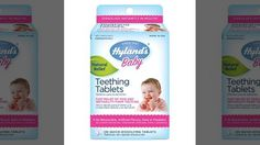 FDA issues new warning against homeopathic teething tablets