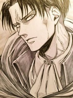 Levi Ackerman ~♡ I can pin every levi's pictures ♡•♡