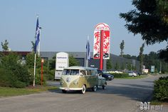 VW Kombi 1959 Westy & trailer