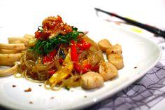 glass noodle salad recipe