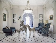 Karen Knorr, The Lanesborough - L'Œil de la photographie