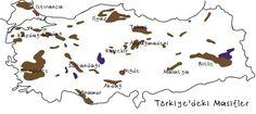 Türkiye'deki Masif Araziler