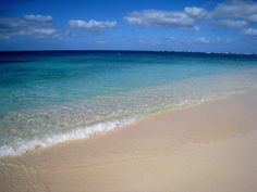 Grand Cayman - 7 Mile Beach. Love this place. They have a great mango rum there - Blackbeard's.