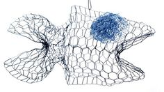 Garantiert ein Hingucker: Kleine, selbstgemachte Kunstwerke aus Draht! Martina Lammel zeigt, wie's geht.
