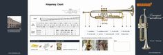 Trumpet Fingering Chart Trumpet Fingering Chart, Projects To Try