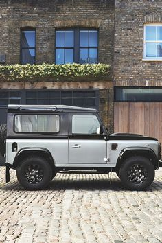 "Land Rover Defender 90 ""Autobiography"" '2015"