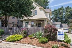For sale $115,000. 813 Washington Street, Bloomington, IL 60701