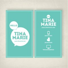 personal branding package / resume letterhead & by 23and9Creative