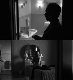 The Man Who Wasn't There (2001) | cinematography by Roger Deakins | directed by Joel Coen