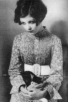 Clara Bow and friend