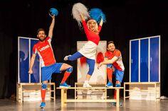 Fair Play, obra de teatro en inglés para teatro escolar de Haz Teatring