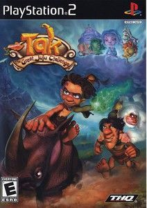 Tak and the Great Juju Challenge - PS2 Game