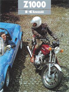 Kawasaki Z1000 (1977) More