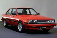 Toyota Car Models, Toyota Carina, Classic Japanese Cars, Tr 4, Lexus Cars, Ae86, All Cars, Motorhome, Vintage Cars