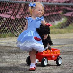 Wizard of Oz Dorothy Poppy Dress Dorothy Dress