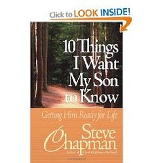 Read Here's my review: http://edwardsgranddaugther.blogspot.com/2012/04/reviewing-10-things-i-want-my-son-as-i.html