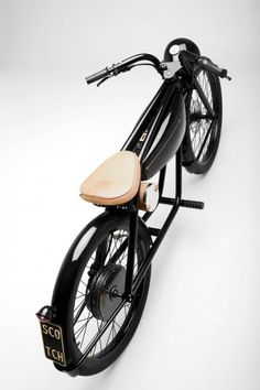 Meijs Electric Moped