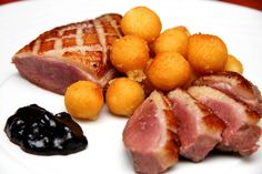 Hungarian Recipes, Pretzel Bites, Fine Dining, French Toast, Bacon, Bread, Dishes, Fruit, Cooking