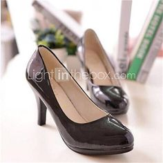 Women's Shoes Round Toe Stiletto Heel Pumps Shoes More Colors available - EUR € 9.08