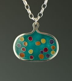 GalleryVera: Silver and Enamel Jewelry by Vera Meyer | Gallery 1