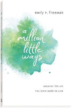 a million little ways - chatting at the sky My sister's book comes out today, you're gonna love it!
