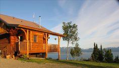 Kachemak Bay Alaska | Eagles Rest Next to Kilcher Family Homestead on Panoramic Kachemak Bay