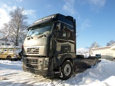 The Volvo FH 16 will be our new basis for the next generation expedition vehicle