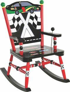 Race Car Rocking Chair